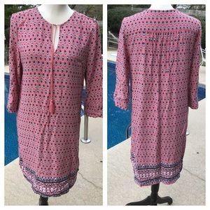 🎉CLEARANCE Comfortable Faded Glory tunic dress